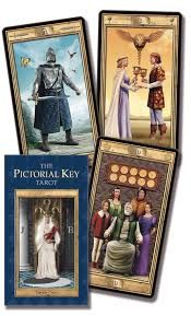 Karty Tarota - The Pictorial Key Tarot - Lo scarabeo